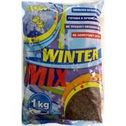 Прикормка Winter Mix Червь 1кг