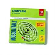 Спираль Mosquitali  от комаров  10шт