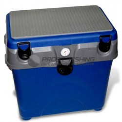 Ящик зимний пласт A-elita BAZA с термометром - фото 17079