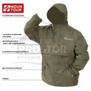 Куртка H-T анорак Fisherman ВЕЙВ полиэстер,хаки р.М 92334