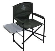 Кресло КЕДР сталь с откидным столиком