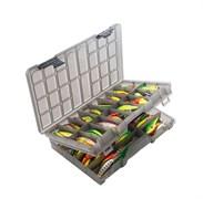 Коробка ТК органайзер 275х180х65 2-полки 0046-2