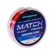 Леска Flagman Match and Feeder Sinking Line 150м / 0.25мм / 8.6кг