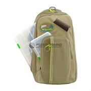 Сумка-рюкзак рыболовная Aquatic СК-26 / 45х27х15см