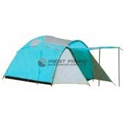 Палатка Lanyu 1607 4х-мест. / 230х210+200х140см