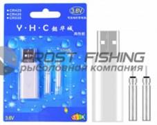 Зарядное устр. USB для аккам.CR425