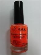 Лак флуорисцентный (оранжевый)