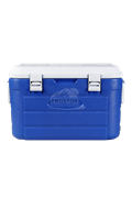 Изотермический контейнер Арктика 2000-40 синий 40литров