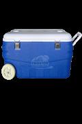 Изотермический контейнер Арктика 2000-80 синий 80литров