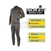 Термобельё Norfin WINTER LINE GRAY 04 р.XL